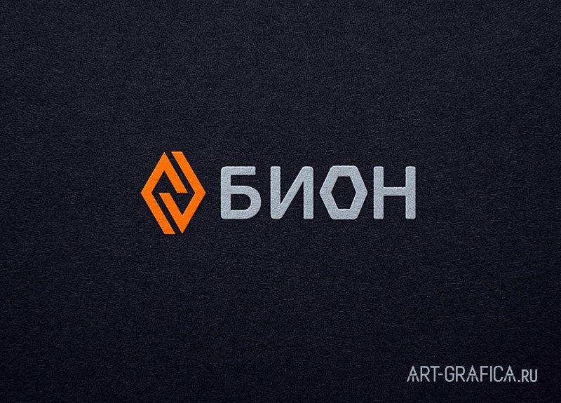 Разработка логотипа компании Бион