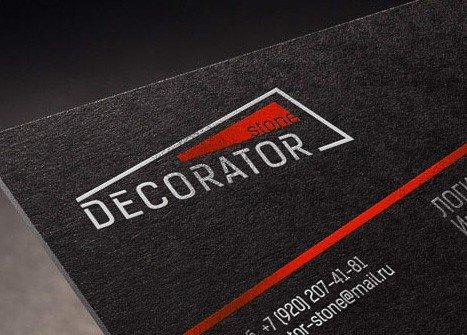 DECORATOR отделочные материалы